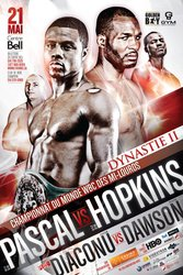 AMAZING BOXING TICKETS for Jean PASCAL VS Bernard HOPKINS (5/21)
